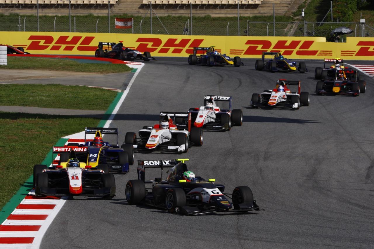 14.05.2017 - Race 2, Leonardo Pulcini (ITA) Arden International