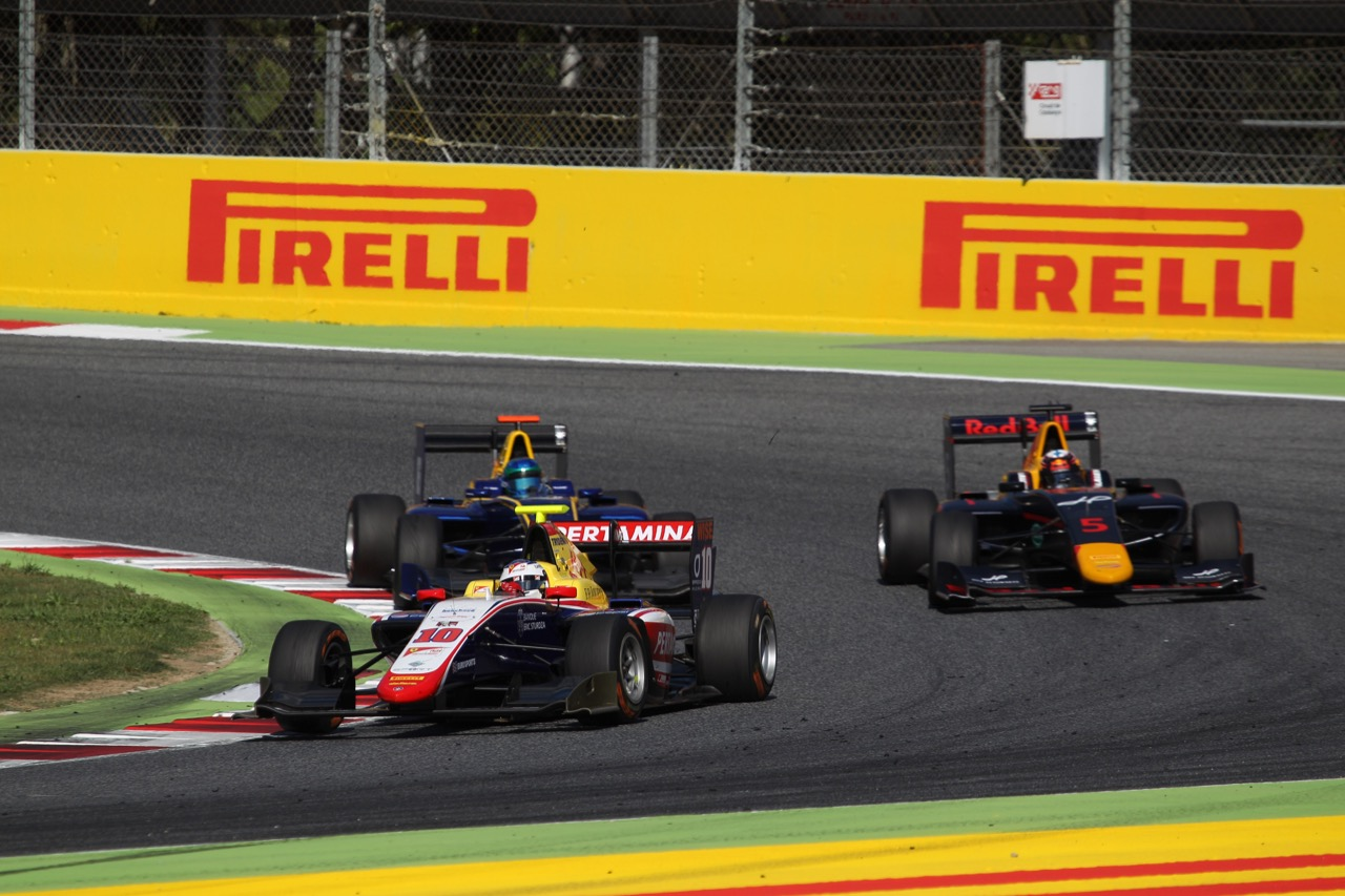 14.05.2017 - Race 2, Giuliano Alesi (FRA) Trident