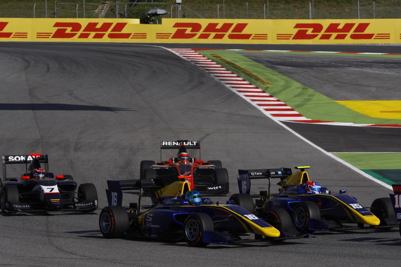 14.05.2017 - Race 2, Bruno Baptista (BRA) DAMS
