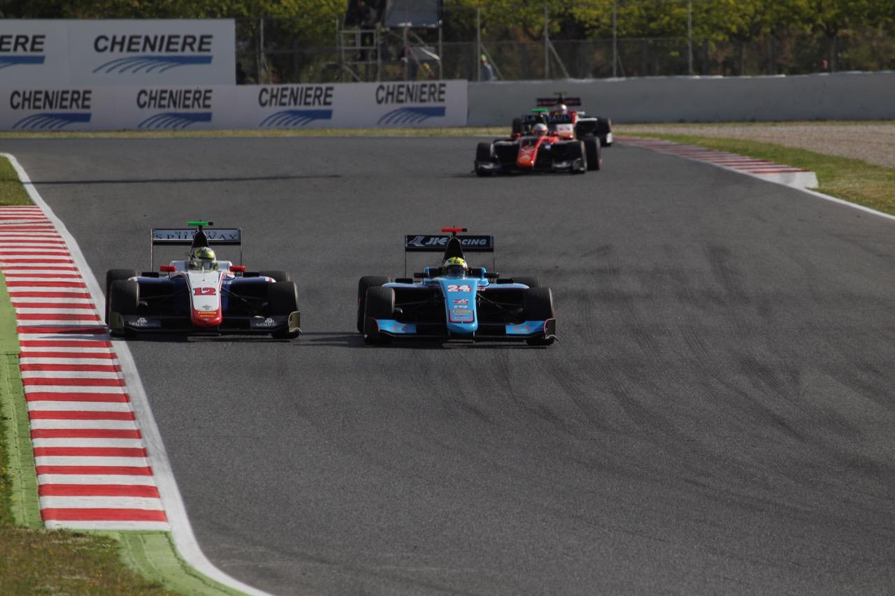 14.05.2017 - Race 2, Arjun Maini (IND) Jenzer Motorsport