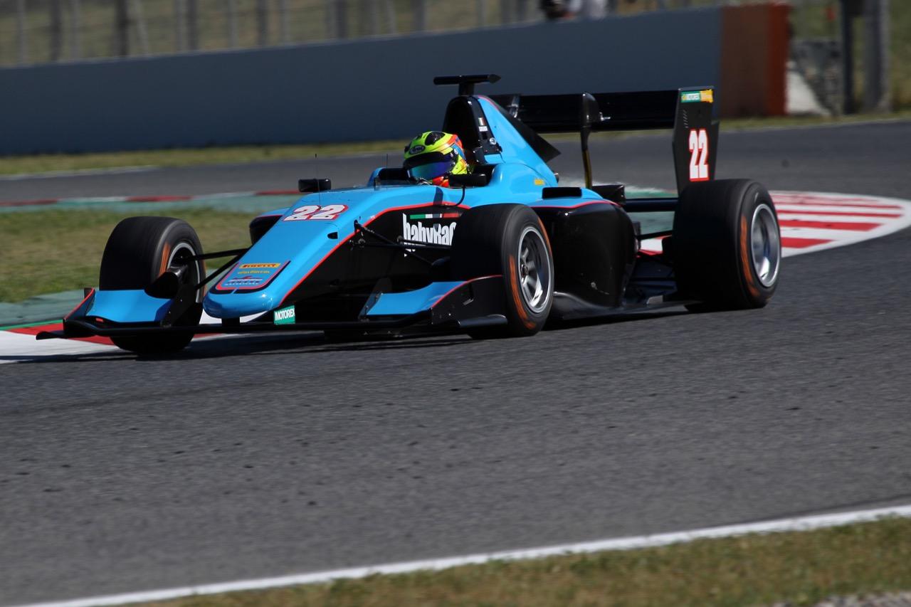 12.05.2017 - Alessio Lorandi (ITA) Jenzer Motorsport