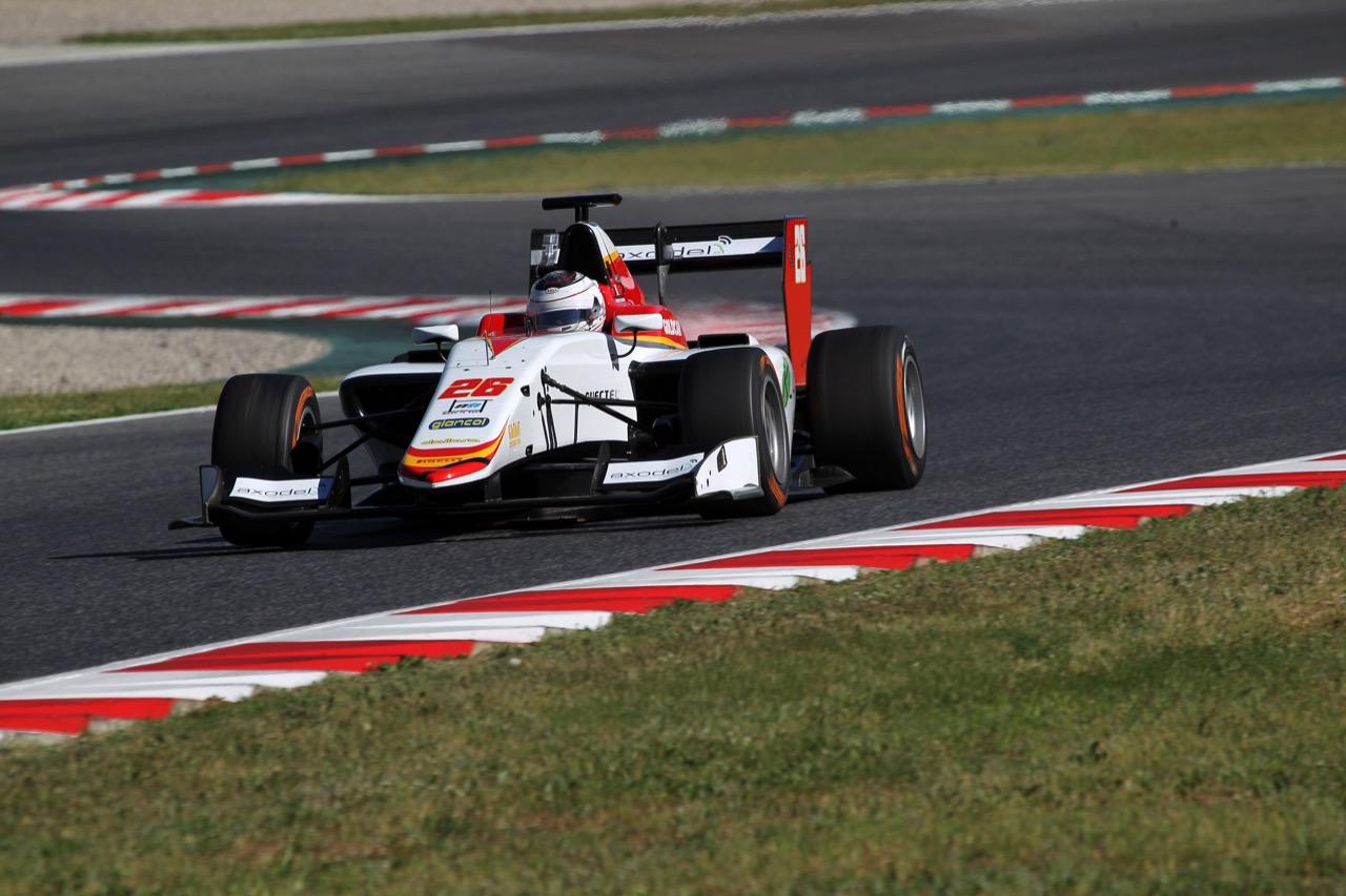 12.05.2017 - Julien Falchero (FRA) Campos Racing