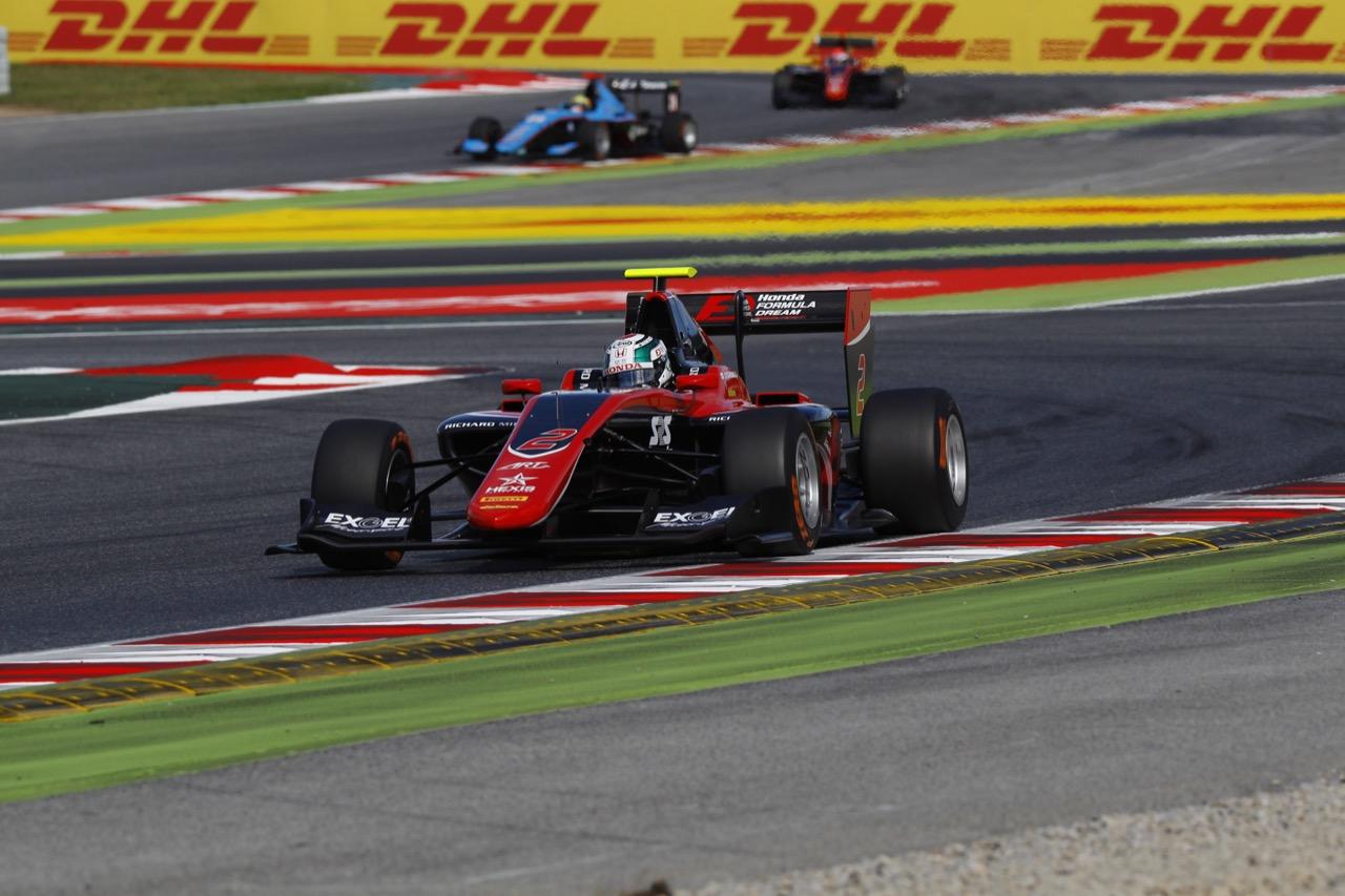 GP3 Series Barcellona, Spain 12 - 14 05 2017