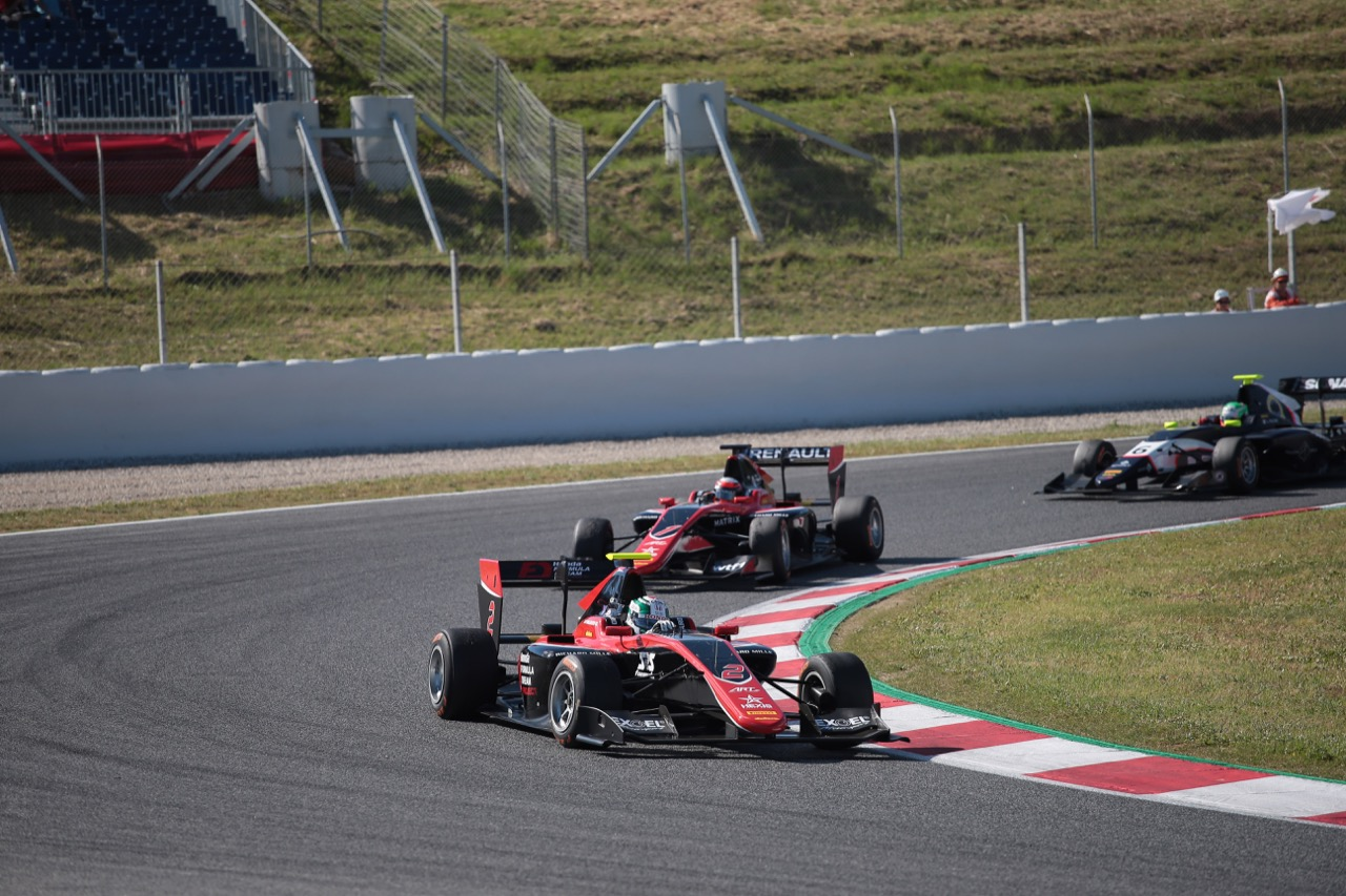 13.05.2017 - Race 1, Nirei Fukuzumi (JAP) ART Grand Prix