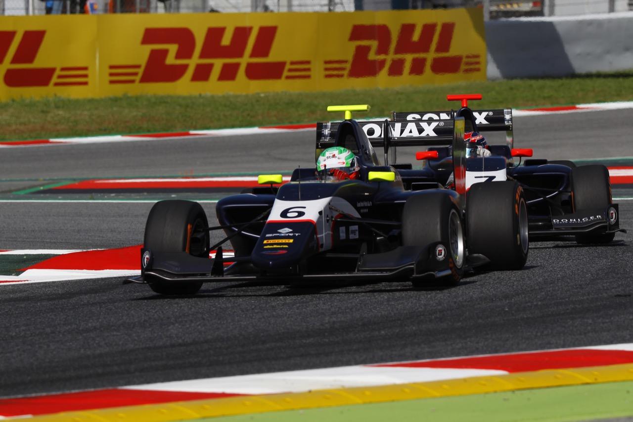 13.05.2017 - Race 1, Leonardo Pulcini (ITA) Arden International