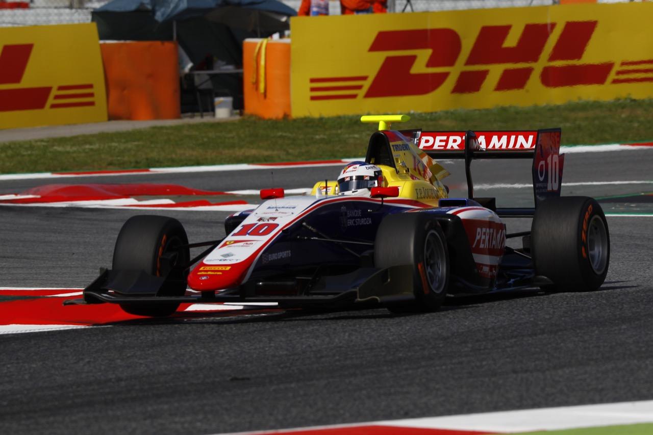 13.05.2017 - Race 1, Giuliano Alesi (FRA) Trident