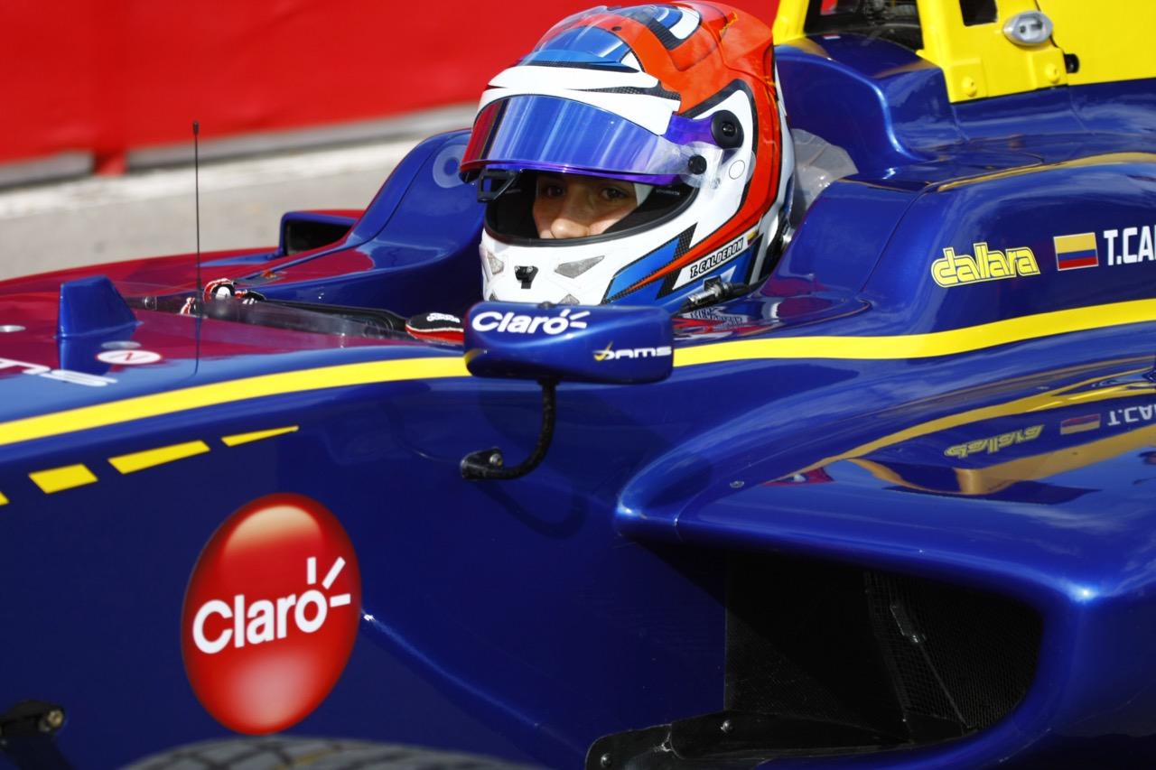 13.05.2017 - Race 1, Tatiana Calderón (COL) DAMS