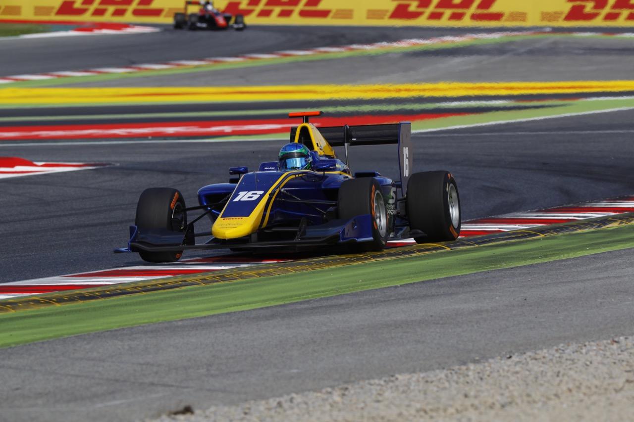 13.05.2017 - Race 1, Bruno Baptista (BRA) DAMS