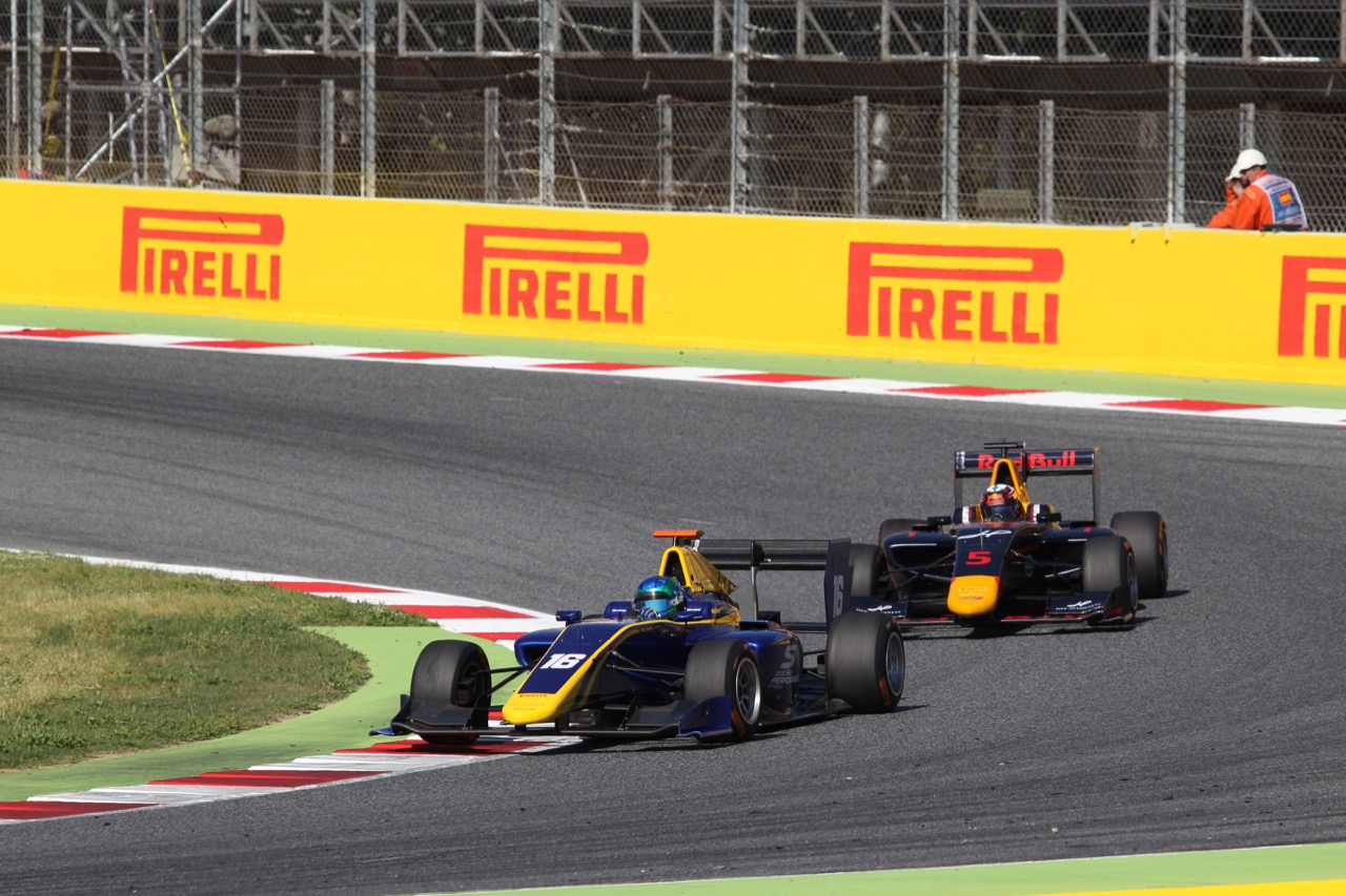 GP3 Series Barcellona, Spain 12 - 14 05 2017