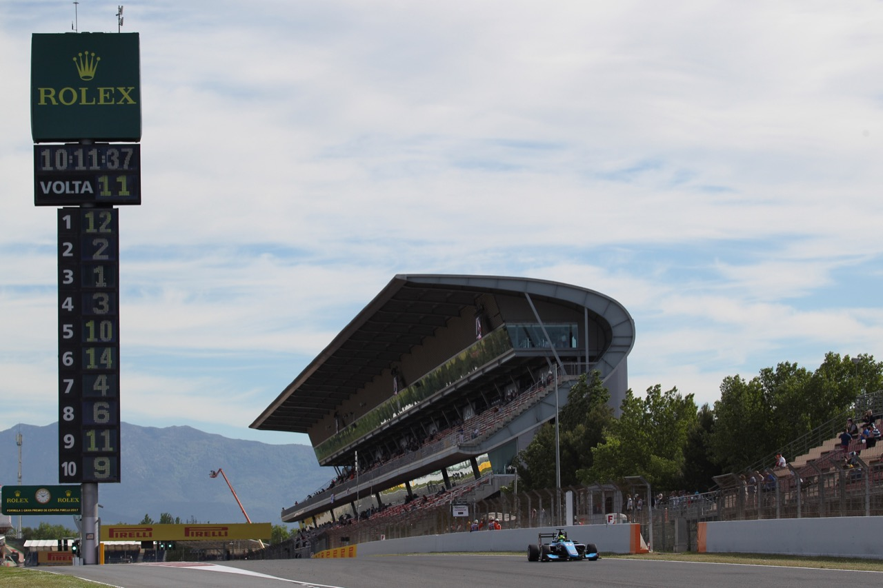 13.05.2017 - Race 1, Alessio Lorandi (ITA) Jenzer Motorsport