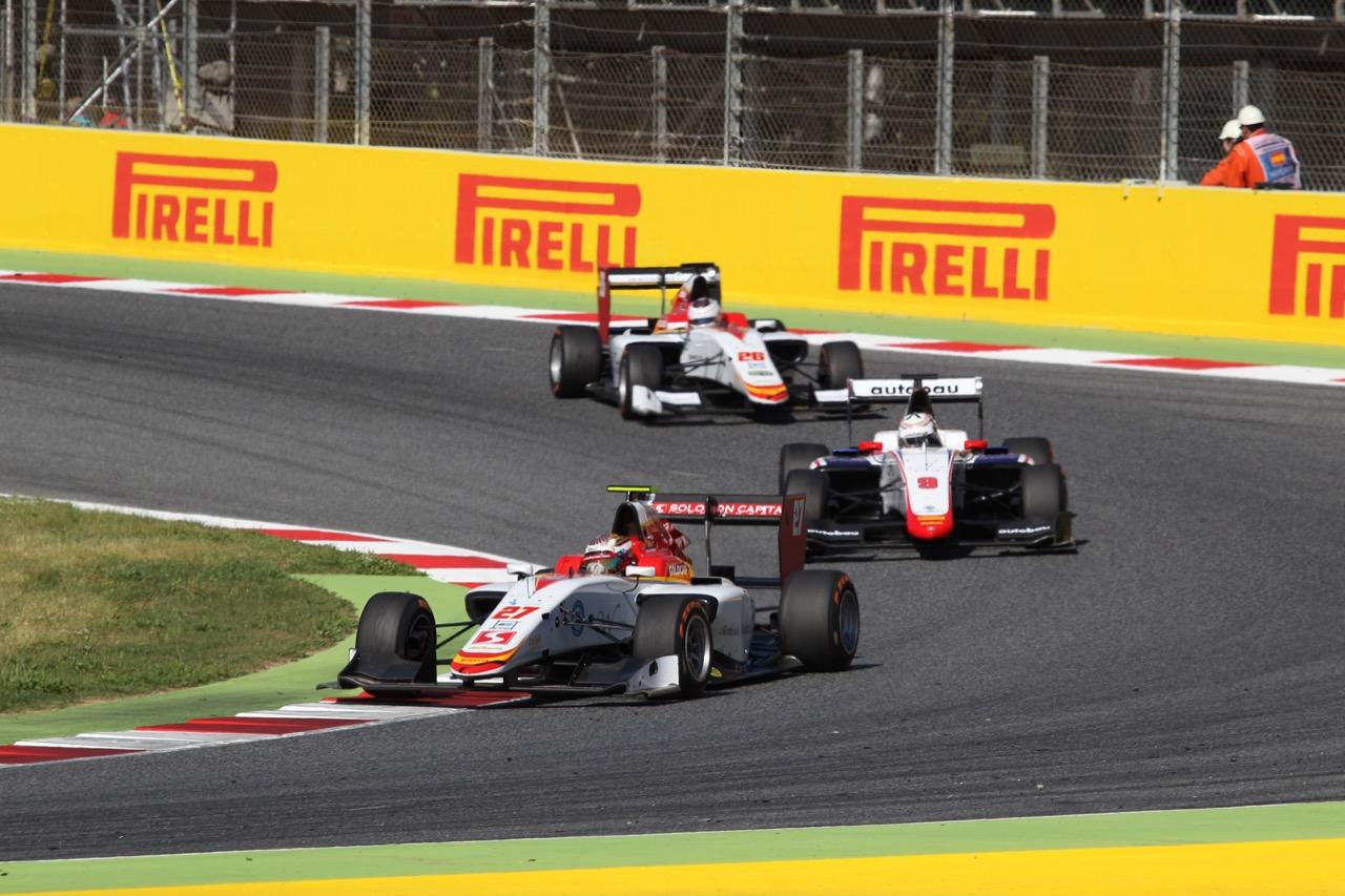 13.05.2017 - Race 1, Raoul Hyman (SA) Campos Racing