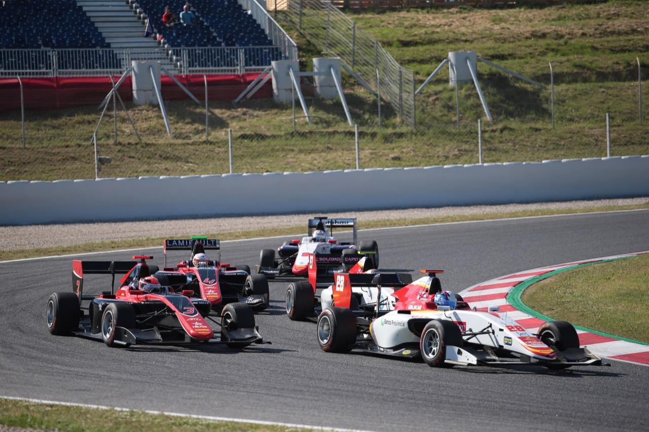 13.05.2017 - Race 1, Marcos Siebert (ARG) Campos Racing