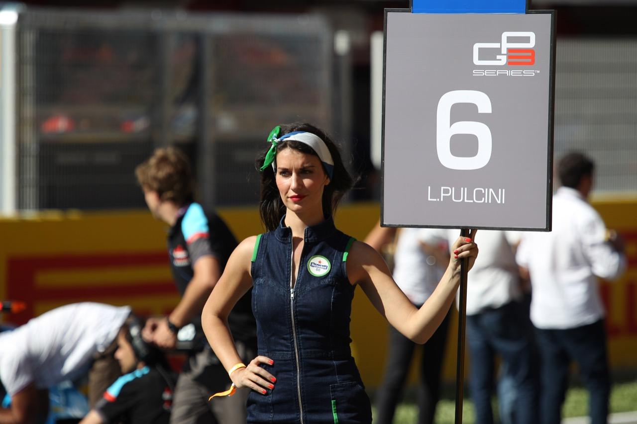 13.05.2017 - Race 1, Grid Girl