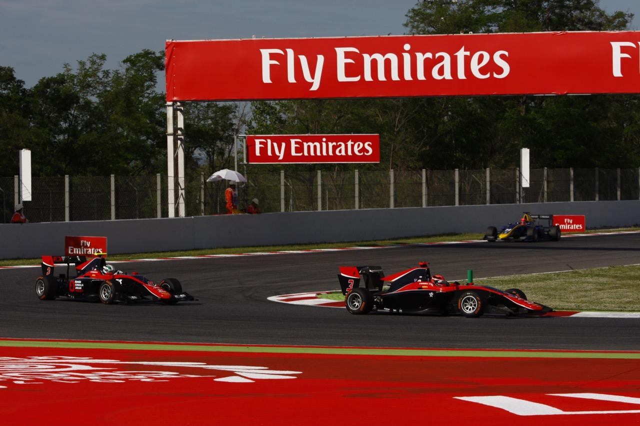 14.05.2017 - Race 2, George Russell (GBR) ART Grand Prix