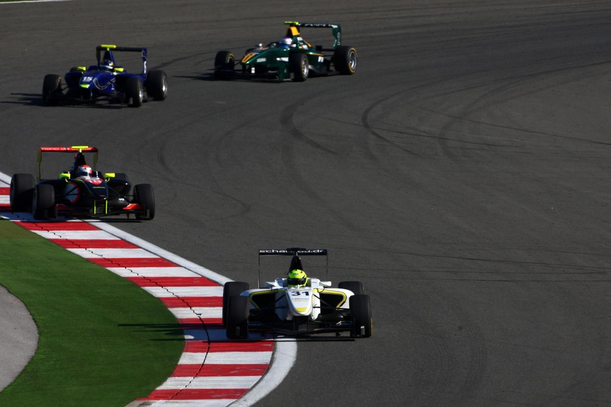 GP3 Series Istanbul 2011