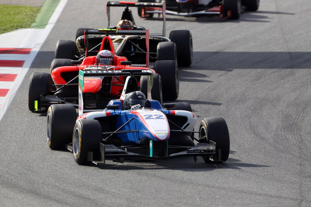 GP3 series, Montmelo, Spagna 11-13 maggio 2012