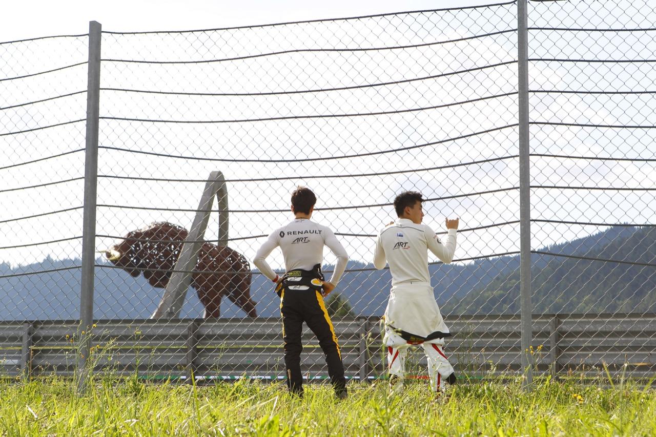 07.07.2017 - Nirei Fukuzumi (JAP) ART Grand Prix