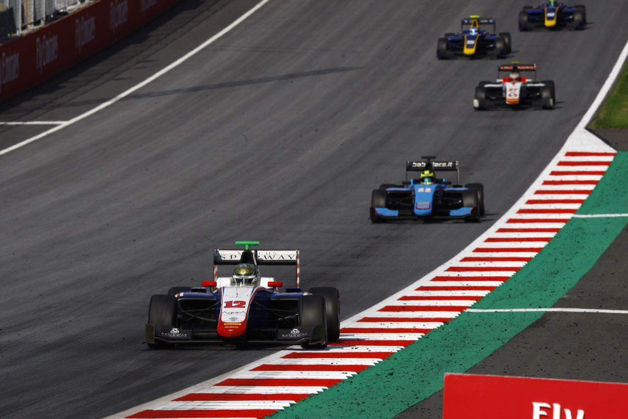 08.07.2017- Race 1, Dorian Boccolacci (ITA) Trident