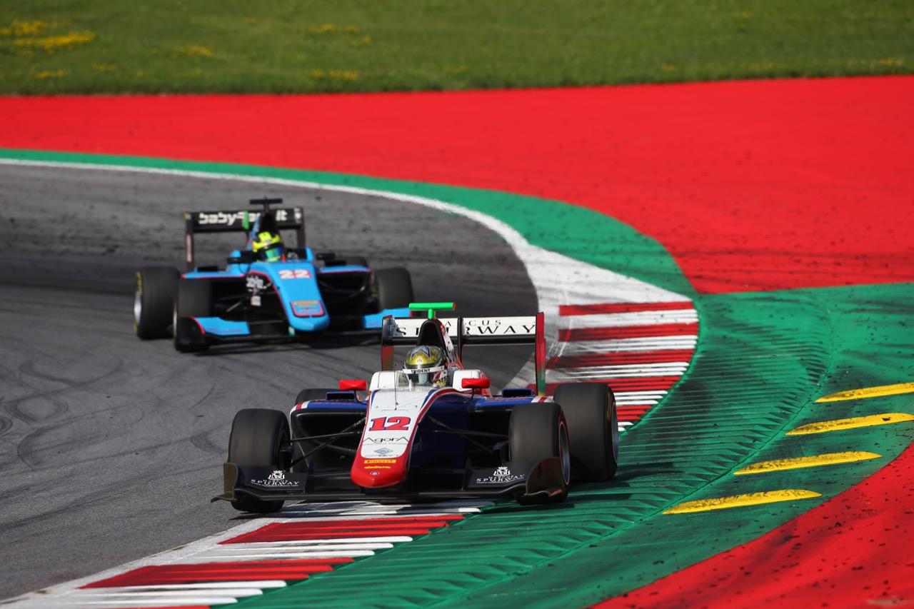 GP3 Series Red Bull Ring, Austria 07 -09 07 2017