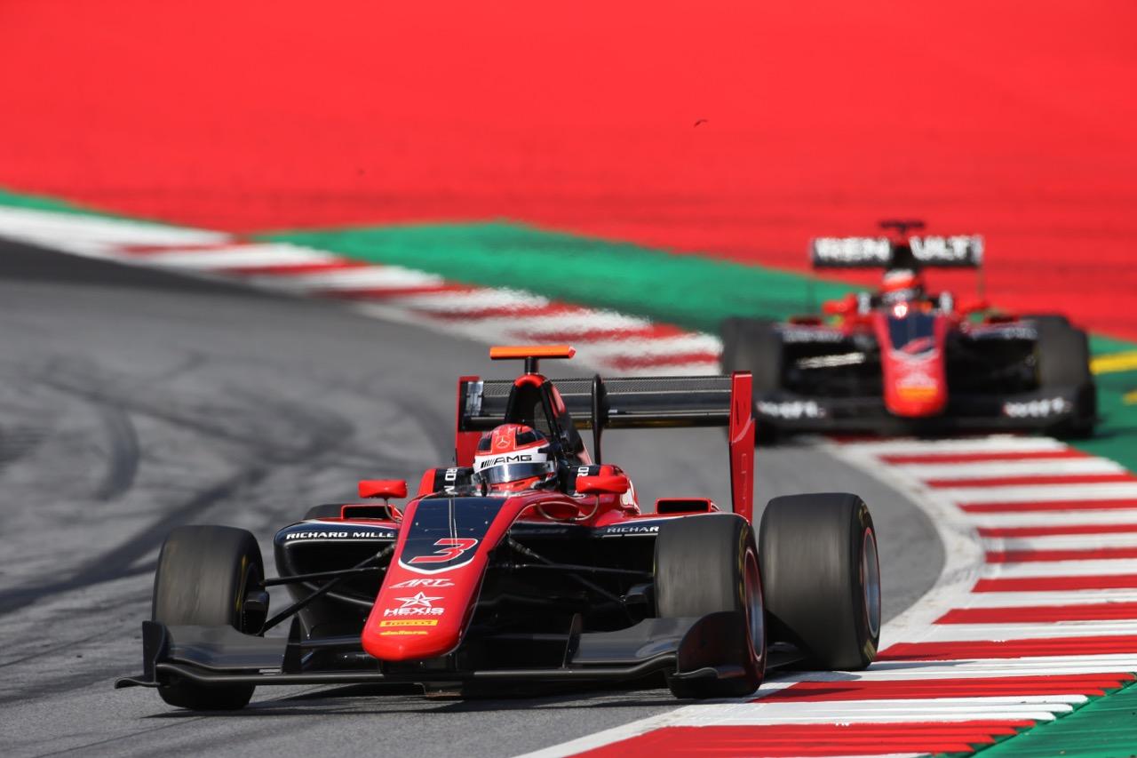 08.07.2017- Race 1, George Russell (GBR) ART Grand Prix