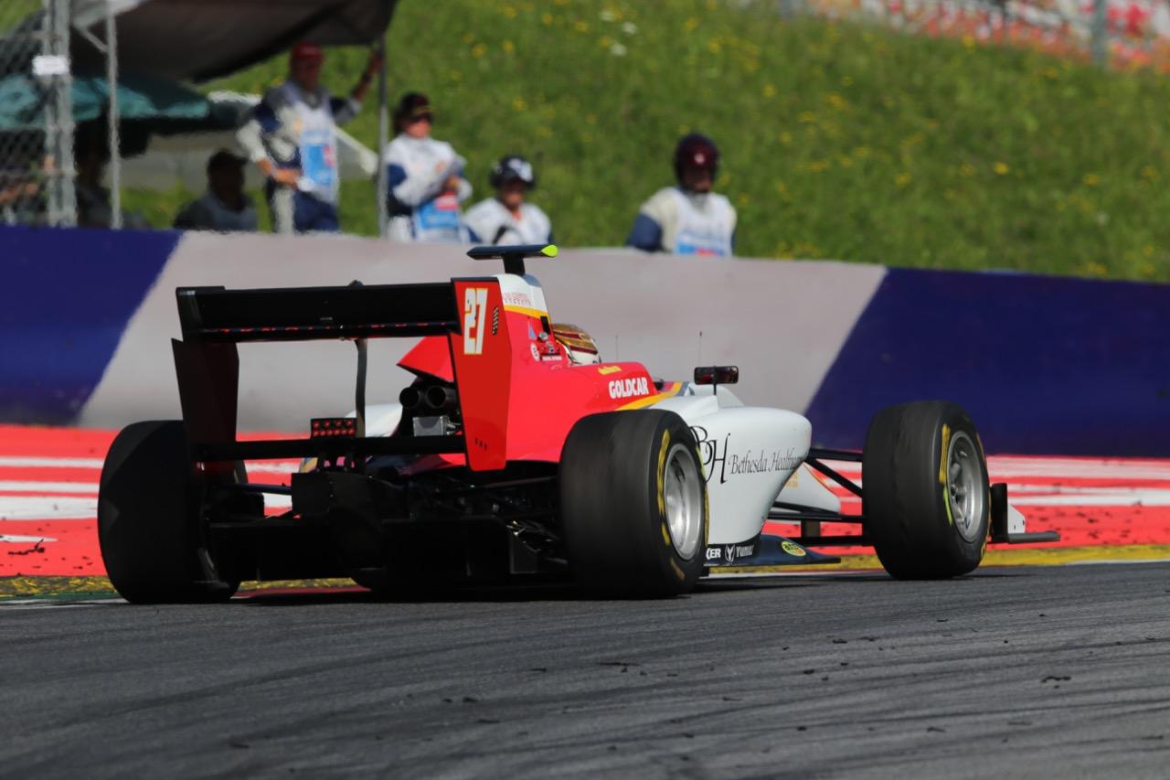 Raoul Hyman (RSA) Campos Racing