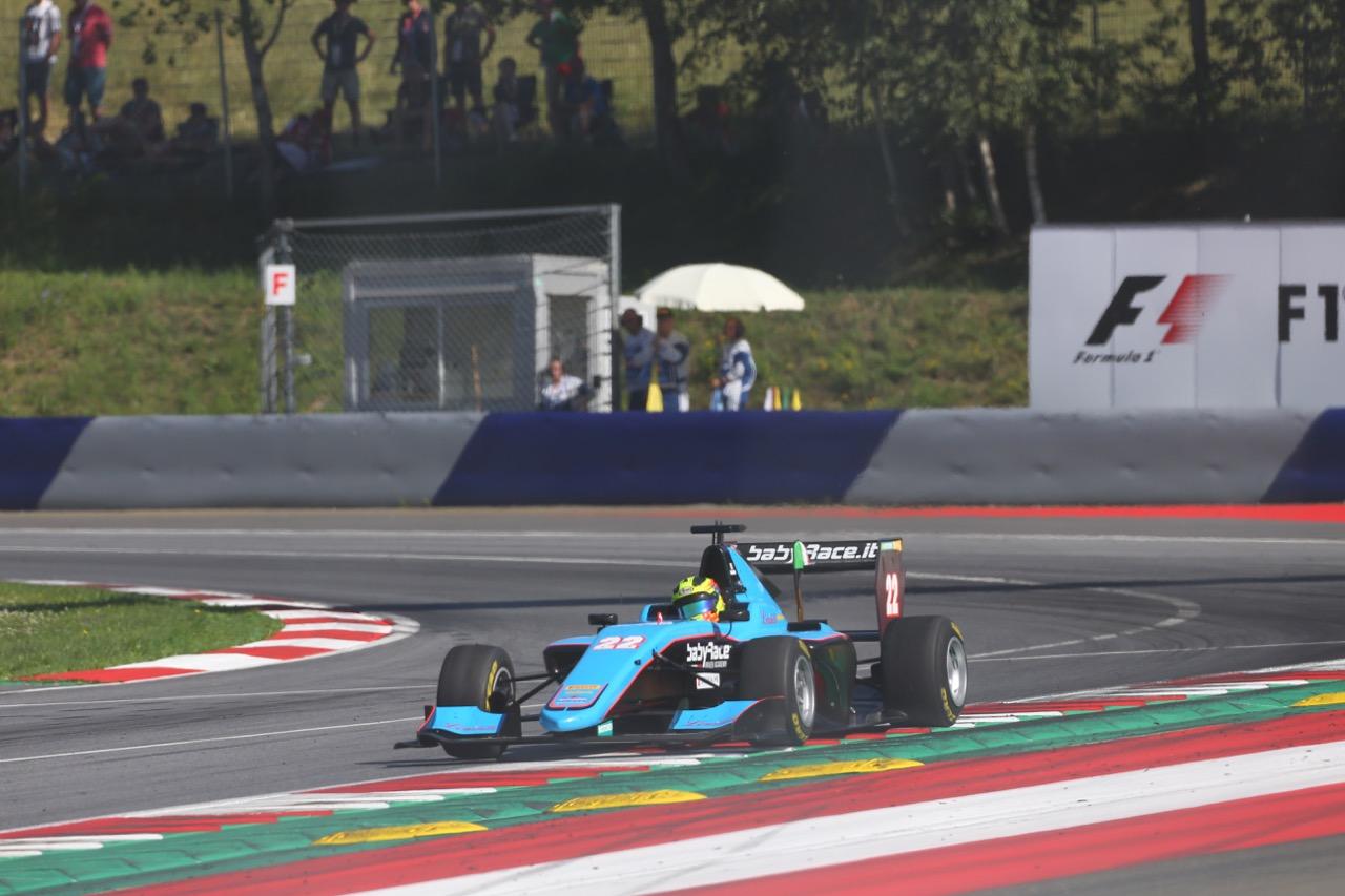Alessio Lorandi (ITA) Jenzer Motorsport