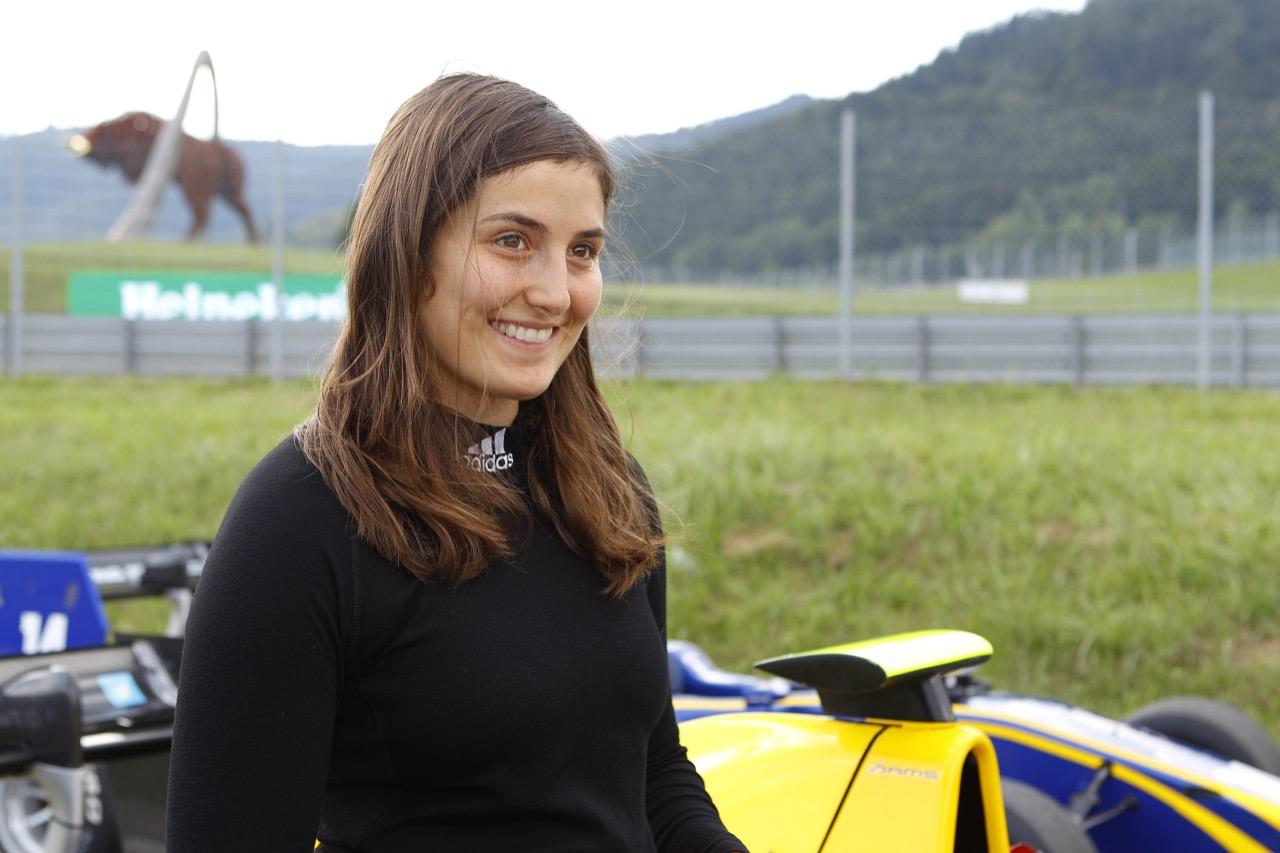 07.07.2017 - Tatiana Calderón (COL) DAMS