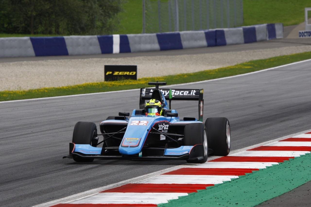07.07.2017 - Alessio Lorandi (ITA) Jenzer Motorsport