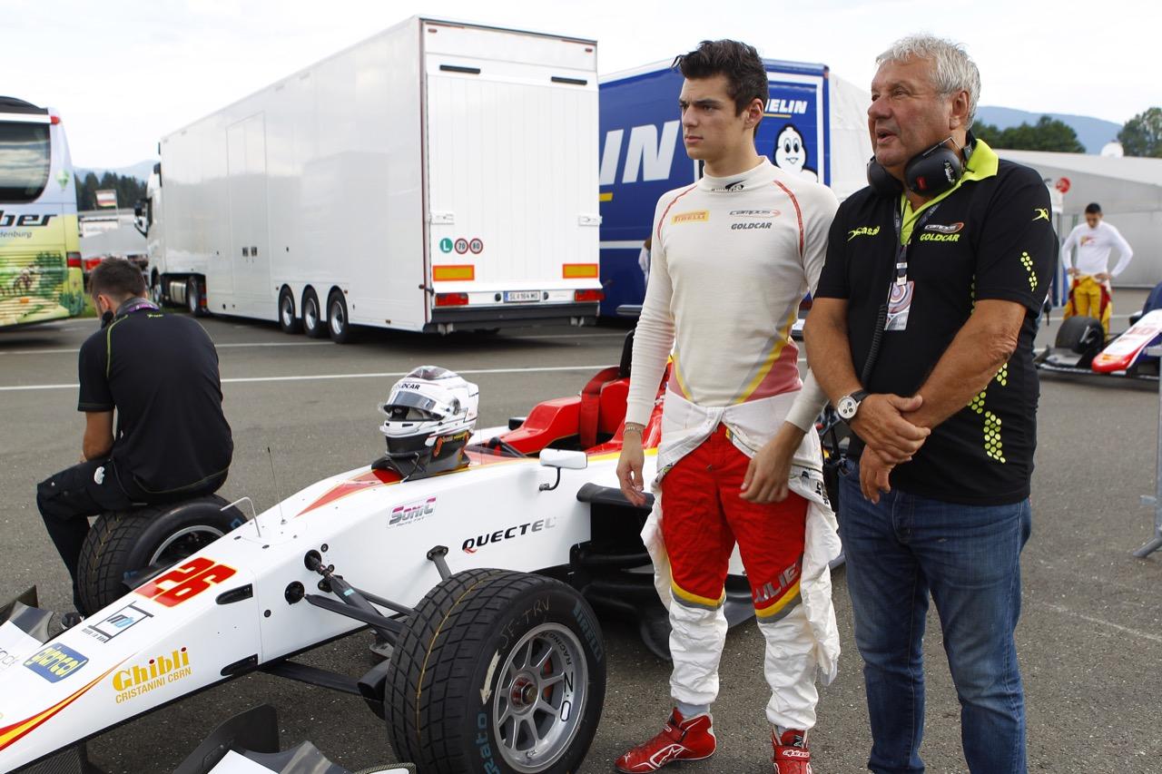 07.07.2017 - Julien Falchero (FRA) Campos Racing