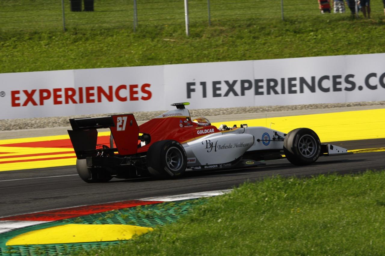 07.07.2017 - Raoul Hyman (SA) Campos Racing