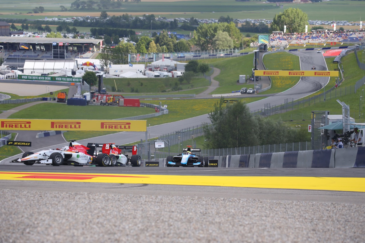 08.07.2017- Race 1, Julien Falchero (FRA) Campos Racing