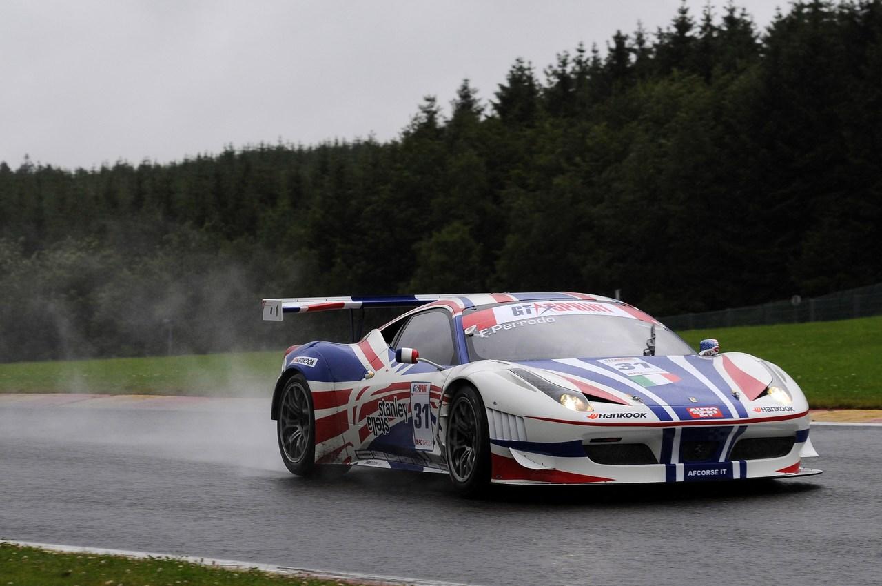 GT Sprint series Spa Francorchamps, Belgium 14-15 07 2012