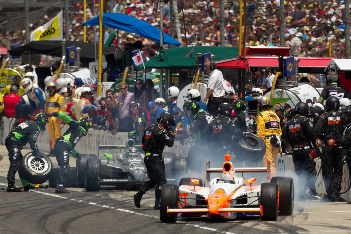 Indianapolis 500 - Indycar Series - Indy 500 - 2011