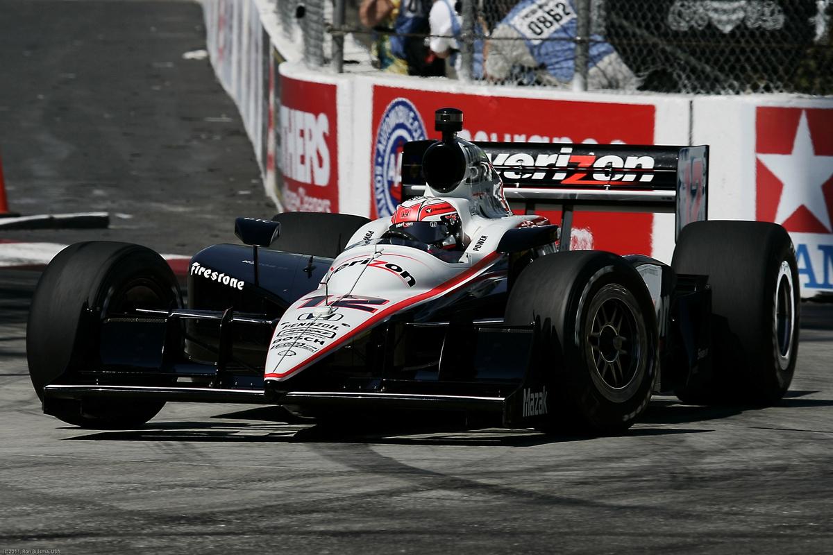 Indycar Long Beach