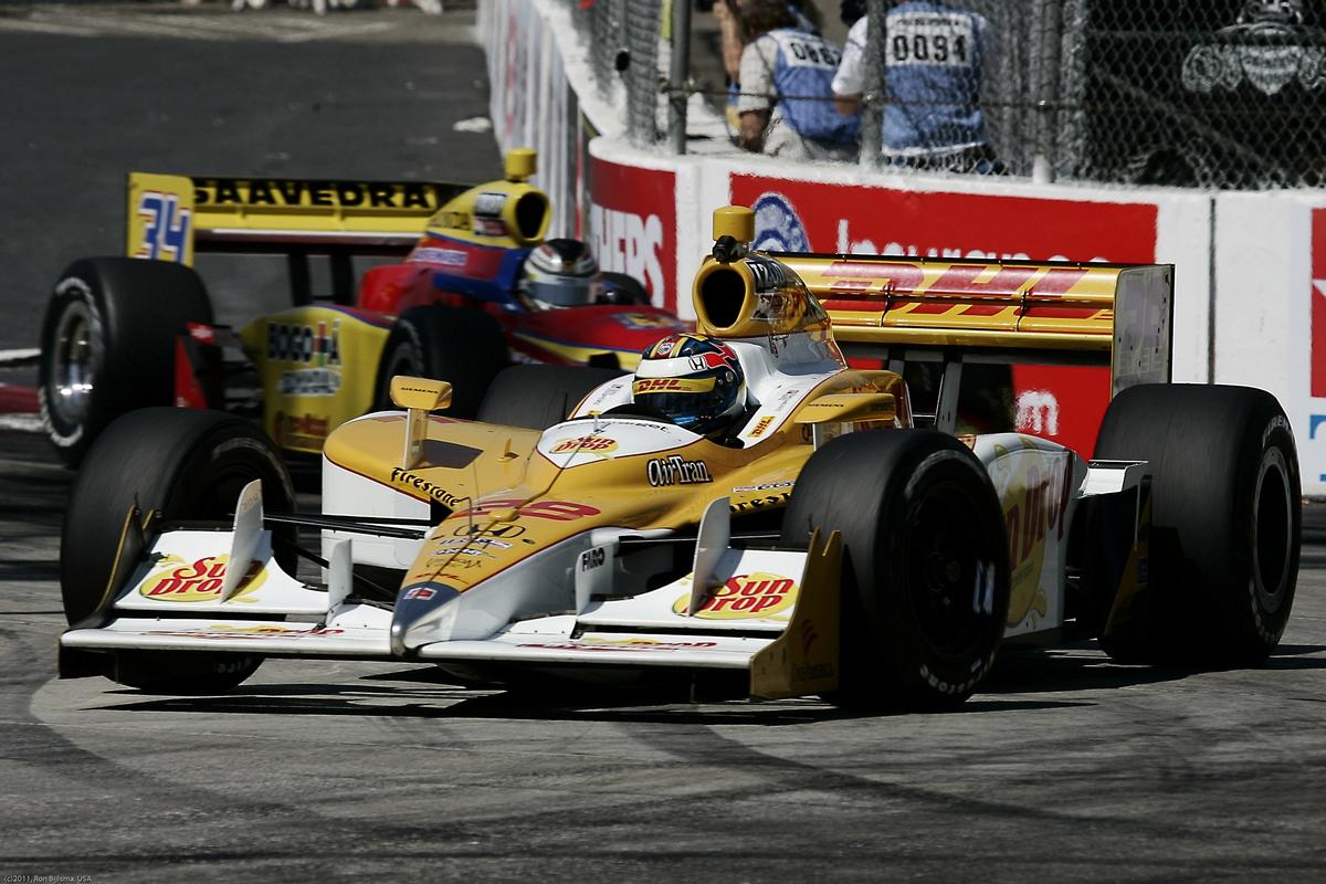 Indycar - Long Beach Usa - Aprile 2011