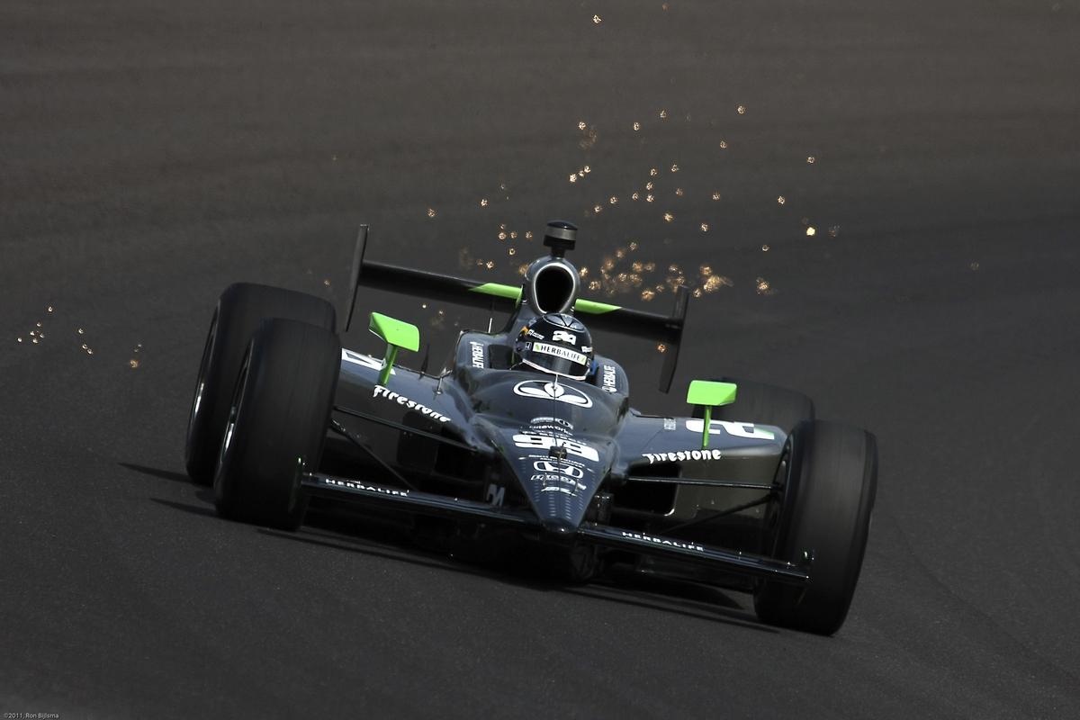 Indycar - Round 5 - Indianapolis 500 - 2011