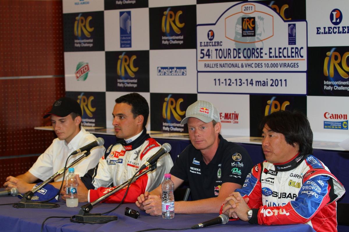 IRC Rally Tour de Corse - Ajaccio - 2011 - Galleria 3