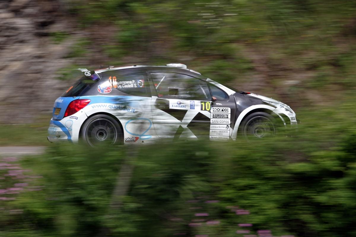 IRC Rally Tour de Corse - Ajaccio - 2011 - Galleria 4