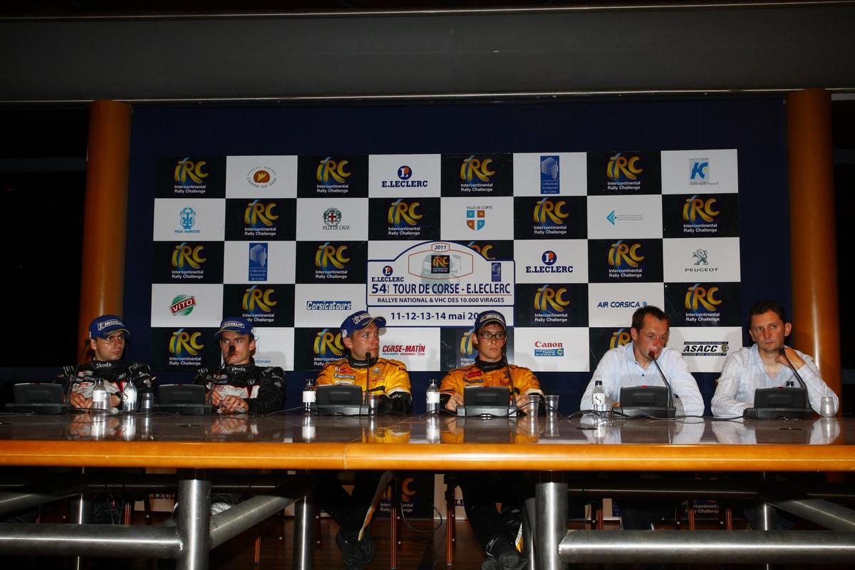 IRC Rally Tour de Corse - Ajaccio - 2011 - Galleria 8