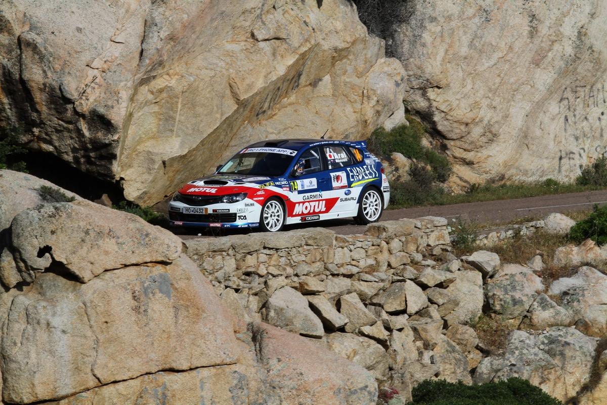 IRC Rally Tour de Corse - Ajaccio - 2011