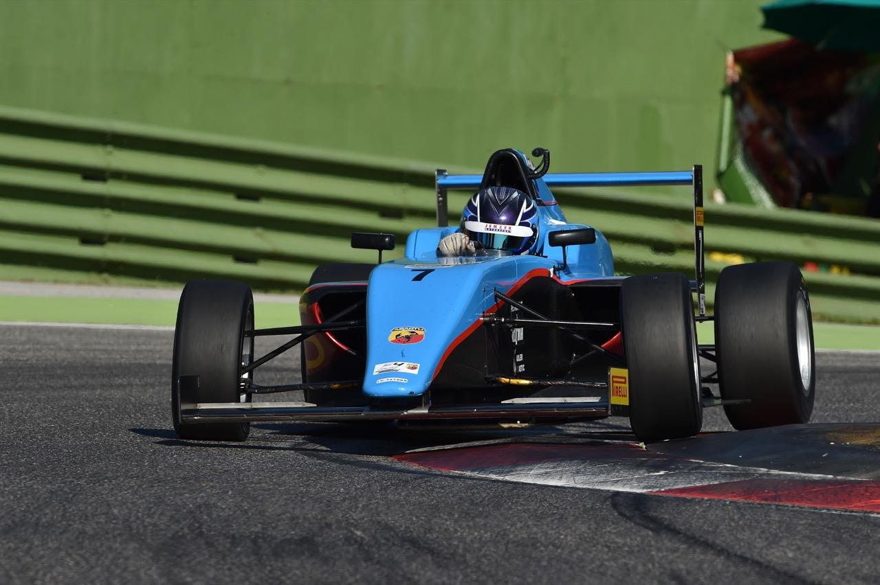 Italian F4 Championship powered by Abarth Imola (ITA) 26-28 06 2015