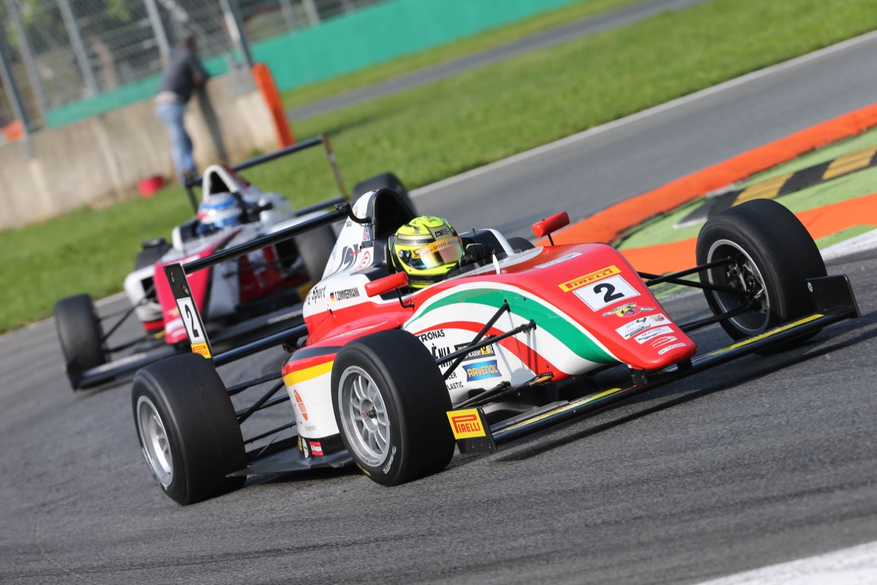 Italian F4 Championship powered by Abarth, Monza 29-31 05 2015