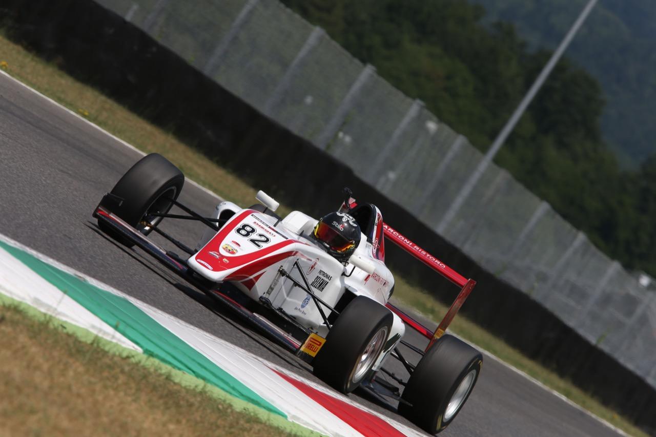 Davide Venditti (Diegi Motorsport,Tatuus F.4 T014 Abarth #82)