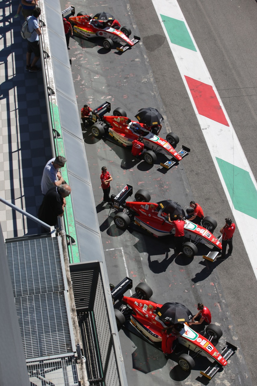 Italian F4 Championship powered by Abarth Mugello (ITA) 14-16 07 2017