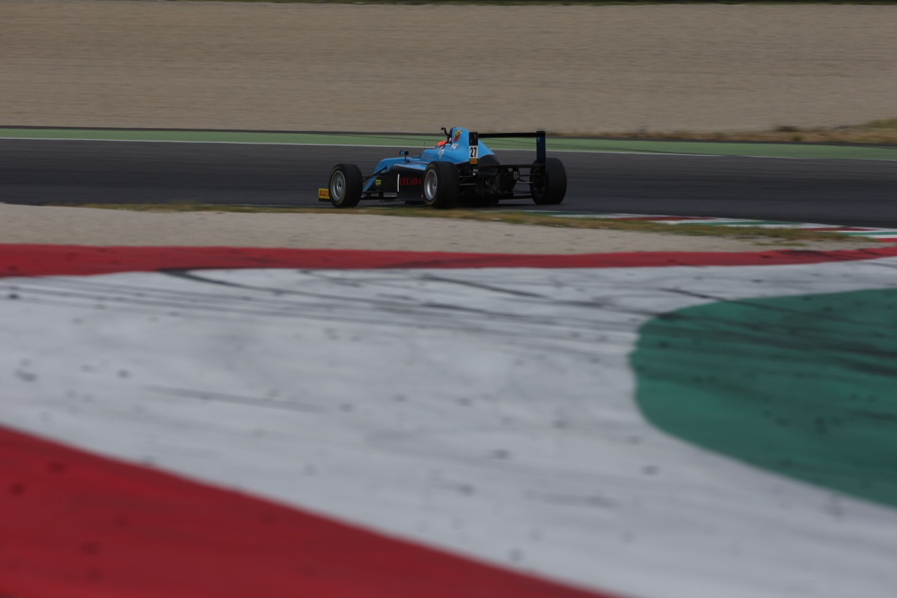 Federico Malvestiti (Jenzer Motorsport,Tatuus F.4 T014 Abarth #27)