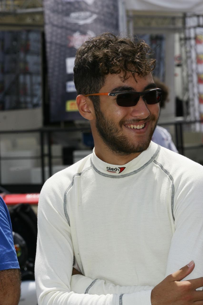 Andrea Dell'Accio (Henry Morrogh Racing D.S.,Tatuus F.4 T014 Abarth #24)