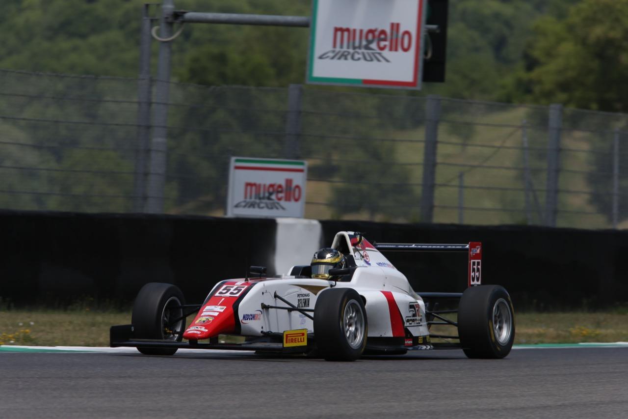 Felipe Branquinho De Castro (DR Formula,Tatuus F.4 T014 Abarth #55)