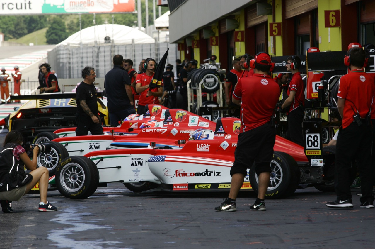 Juan Manuel Correa (Prema Power Team,Tatuus F.4 T014 Abarth #68)