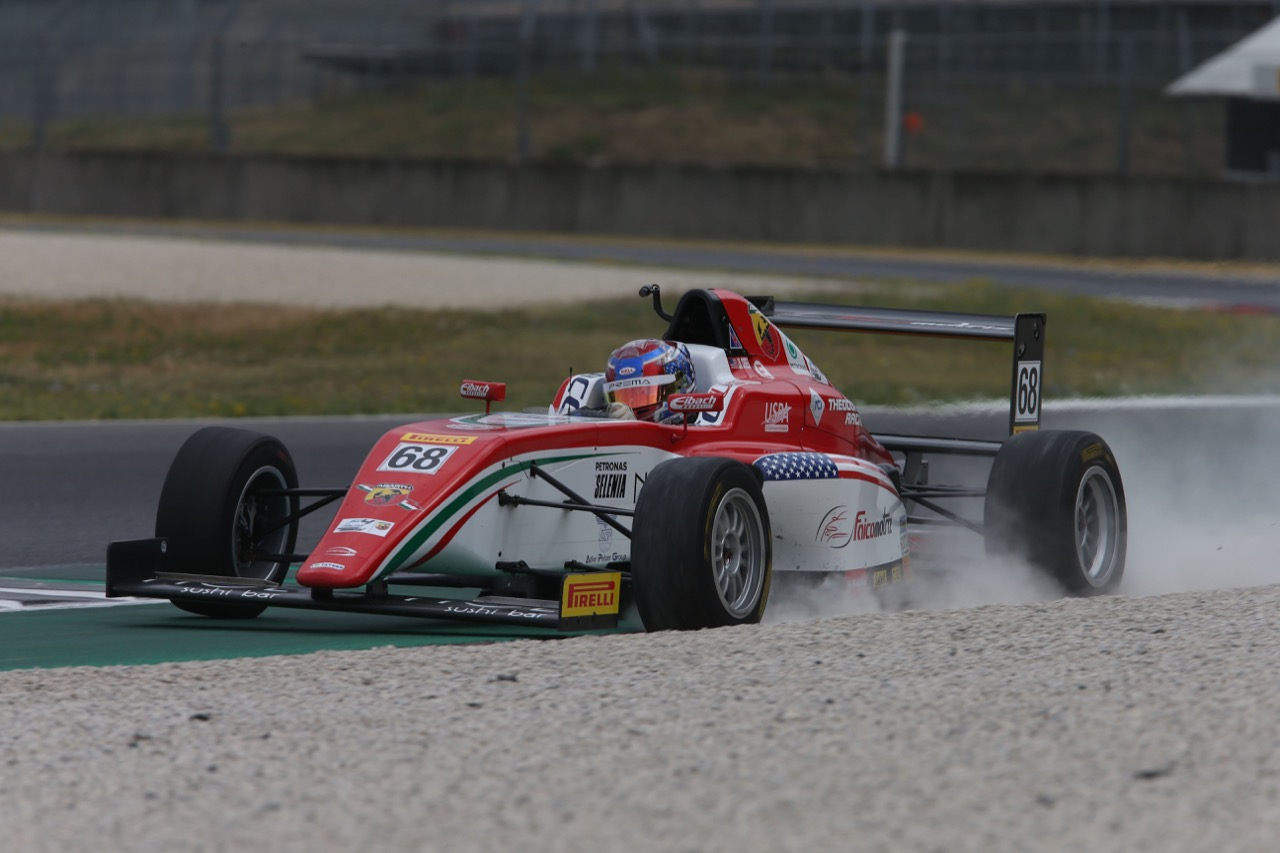 Juan Manuel Correa (Prema Power Team,Tatuus F.4 T014 Abarth #68)