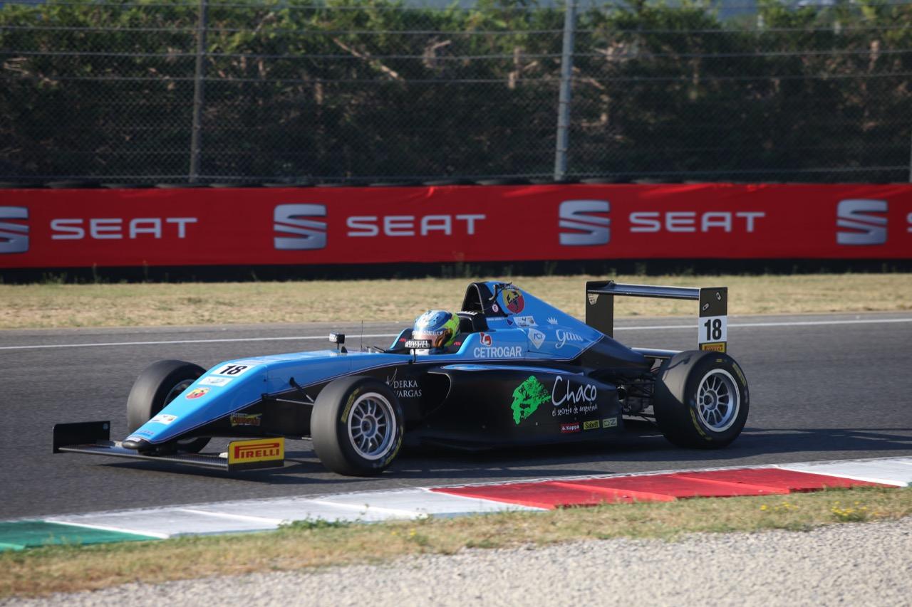 Giorgio Carrara (Jenzer Motorsport,Tatuus F.4 T014 Abarth #18)
